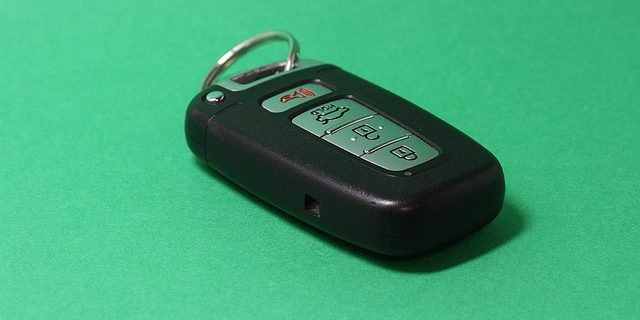 Remote Key Fob Alarm Systems: How do they work? | CCTV